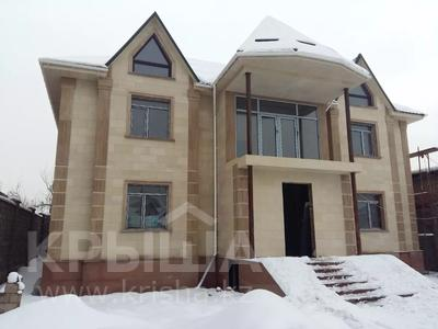 6-комнатный дом, 492 м², 8 сот., Камала Смаилова за 100 млн 〒 в Алматы, Наурызбайский р-н