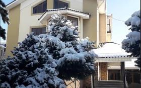 7-комнатный дом помесячно, 450 м², 7 сот., Бегалина за 1.7 млн 〒 в Алматы, Медеуский р-н