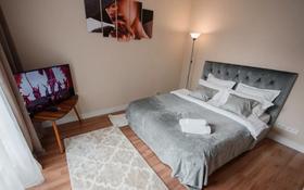 2-комнатная квартира, 50 м², 4/14 этаж посуточно, Кожабекова 17 за 15 000 〒 в Алматы, Бостандыкский р-н