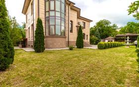 7-комнатный дом на длительный срок, 505 м², 10 сот., Байшешек — проспект Аль-Фараби за 1.2 млн 〒 в Алматы, Бостандыкский р-н
