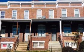 3-комнатный дом, 110 м², 28th street, Baltimore, MD, 21218 1918 за ~ 23.1 млн 〒