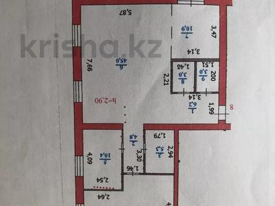 3-комнатная квартира, 122 м², 4/4 этаж, Ул. Егизбаева 159 за 23 млн 〒 в Уральске — фото 3