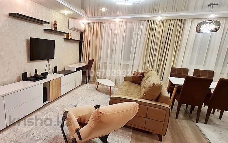 3-комнатная квартира, 70 м², 10/10 этаж на длительный срок, Красина 14/Б за 300 000 〒 в Усть-Каменогорске