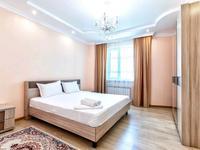 2-комнатная квартира, 65 м², 6/10 этаж посуточно, Гагарина 309 — Могилевская за 20 000 〒 в Алматы