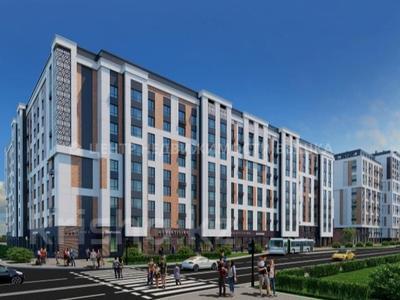 3-комнатная квартира, 85.06 м², Кайыма Мухамедханова 12 за ~ 26.7 млн 〒 в Нур-Султане (Астана), Есиль р-н