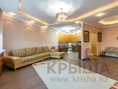 2-комнатная квартира, 90 м², 18/30 этаж посуточно, Аль-Фараби — Козыбаева за 25 000 〒 в Алматы, Бостандыкский р-н