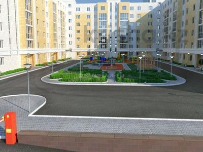 2-комнатная квартира, 70.49 м², 2/8 этаж, 37-я 1 за ~ 24.3 млн 〒 в Нур-Султане (Астана), Есиль р-н — фото 10