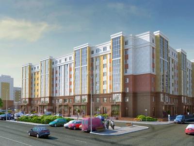 2-комнатная квартира, 70.49 м², 2/8 этаж, 37-я 1 за ~ 24.3 млн 〒 в Нур-Султане (Астана), Есиль р-н — фото 3