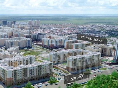 2-комнатная квартира, 70.49 м², 2/8 этаж, 37-я 1 за ~ 24.3 млн 〒 в Нур-Султане (Астана), Есиль р-н — фото 4