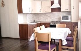 3-комнатная квартира, 95 м², 3/7 этаж помесячно, мкр Казахфильм, Мкр Казахфильм 44б за 250 000 〒 в Алматы, Бостандыкский р-н