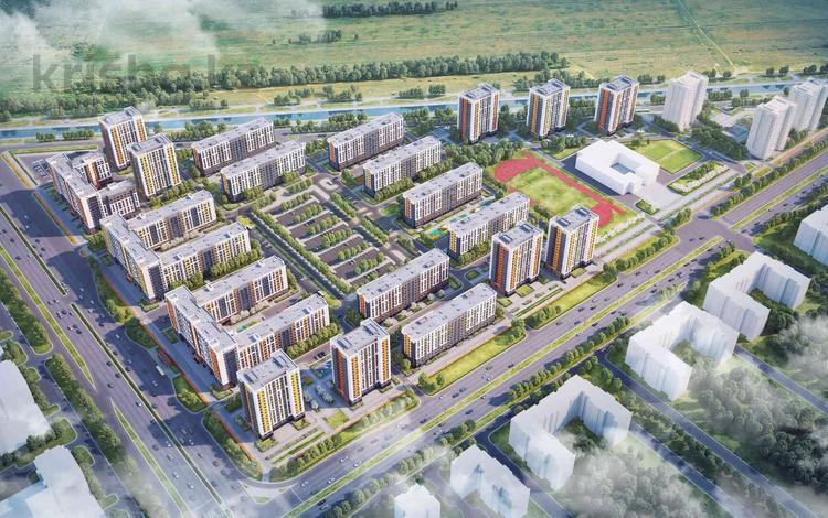 1-комнатная квартира, 35.77 м², 8/16 этаж, 38-я улица 36/2 за 12.1 млн 〒 в Нур-Султане (Астана), Есиль р-н