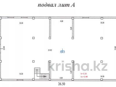 Здание, Аль-Фараби — Достык (Ленина) площадью 1286 м² за 5 500 〒 в Алматы, Медеуский р-н — фото 3