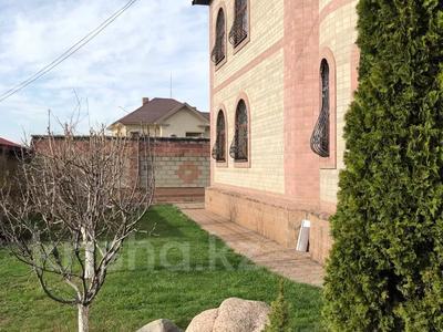 7-комнатный дом, 300 м², 17.6 сот., мкр Коктобе, Кыз-Жибек за 200 млн 〒 в Алматы, Медеуский р-н