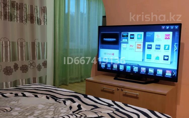 1-комнатная квартира, 32 м², 4 этаж посуточно, К.Батыра 120 за 6 000 〒 в Усть-Каменогорске