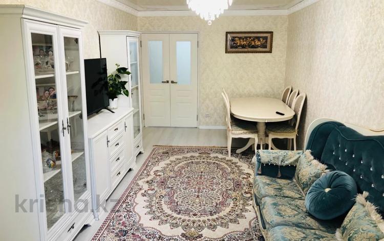 3-комнатная квартира, 75 м², 2/5 этаж, мкр Мамыр-2, Мкр Мамыр-2 за 30 млн 〒 в Алматы, Ауэзовский р-н