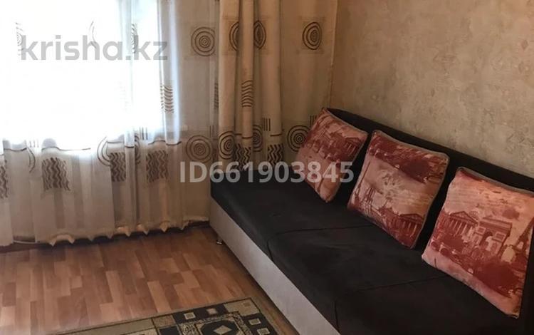 1-комнатная квартира, 36 м², 2/5 этаж посуточно, Конаева — Абая за 6 000 〒 в Таразе