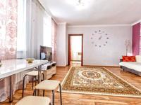1-комнатная квартира, 50 м², 12/16 этаж посуточно, Сарайшык 5 — Кабанбая за 8 000 〒 в Нур-Султане (Астана), Есиль р-н