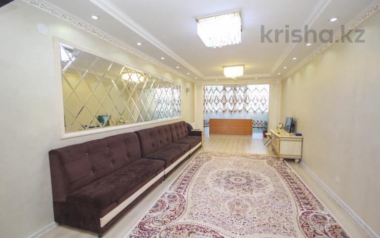 3-комнатная квартира, 146 м², 11/21 этаж, Розыбакиева — проспект Аль-Фараби за 60 млн 〒 в Алматы, Бостандыкский р-н