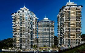 2-комнатная квартира, 64 м², 3/12 этаж, Mahmutlar 219 за ~ 22.3 млн 〒 в