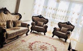 2-комнатная квартира, 80 м², 6 этаж помесячно, Туркестан 8 — Алматы за 160 000 〒 в Нур-Султане (Астана), Есиль р-н