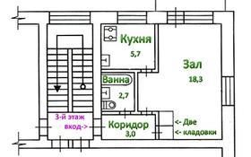 1-комнатная квартира, 31 м², 3/5 этаж, Горняков 49 — Ленина за 3.7 млн 〒 в Рудном