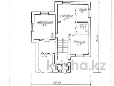 7-комнатный дом, 215 м², 8 сот., Микрорайон Северо-Западный за 38 млн 〒 в Костанае — фото 13
