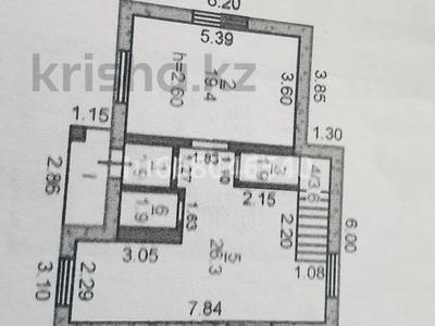 3-комнатный дом, 92 м², 10 сот., Северный за 25 млн 〒 в