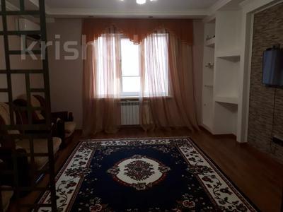 2-комнатная квартира, 80 м², 6/7 этаж помесячно, Жарбосынова 71 за 200 000 〒 в Атырау — фото 4