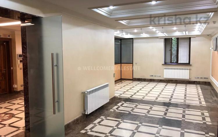 Офис площадью 280 м², Хусаинова 225 — Розыбакиева за 250 млн 〒 в Алматы, Бостандыкский р-н
