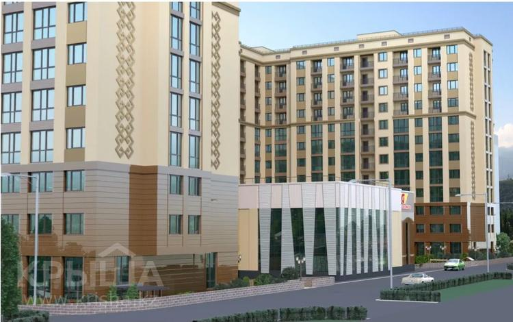 4-комнатная квартира, 129.7 м², Торайгырова — Мустафина за ~ 63.3 млн 〒 в Алматы, Бостандыкский р-н