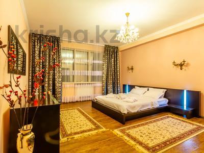 3-комнатная квартира, 170 м², 14/30 этаж посуточно, Аль-Фараби 7 — Козыбаева за 35 000 〒 в Алматы — фото 13