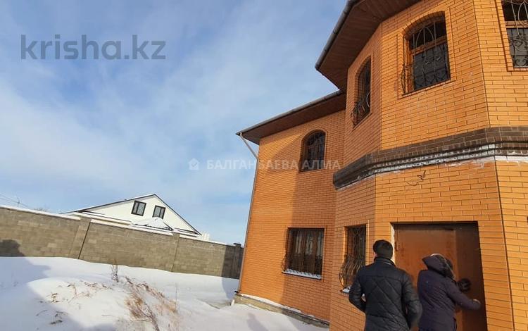 6-комнатный дом, 450 м², 15 сот., Сатпаева за 55 млн 〒 в Косшы