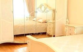 4-комнатная квартира, 180 м² помесячно, Мендикулова 105 за 750 000 〒 в Алматы, Медеуский р-н