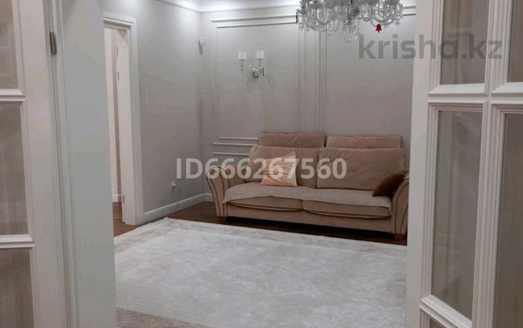 2-комнатная квартира, 103.5 м², 1/7 этаж, Митина 4 за 107 млн 〒 в Алматы, Медеуский р-н