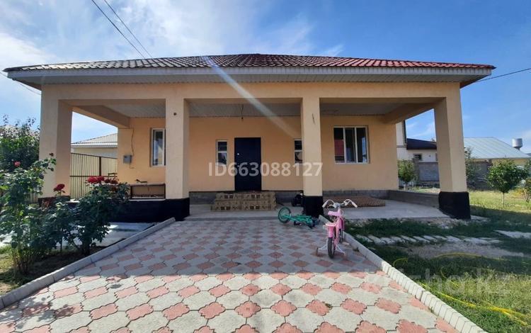 4-комнатный дом, 110 м², 5 сот., Арман за 20 млн 〒 в Каскелене