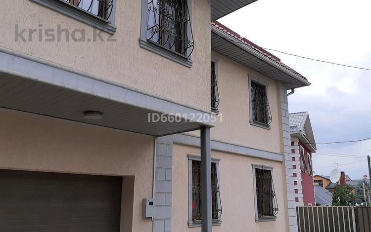 5-комнатный дом помесячно, 250 м², 6 сот., Аскарова Асанбая — Садыкова за 450 000 〒 в Алматы, Наурызбайский р-н