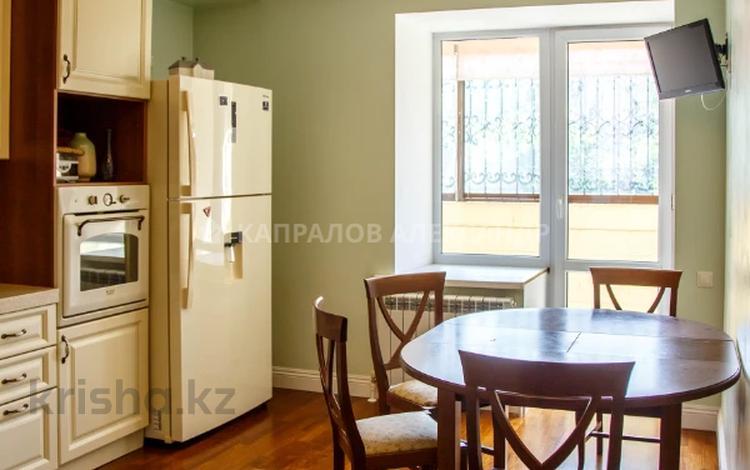 3-комнатная квартира, 118 м², 2/20 этаж, Ходжанова 76 — проспект Аль-Фараби за 64.5 млн 〒 в Алматы, Бостандыкский р-н