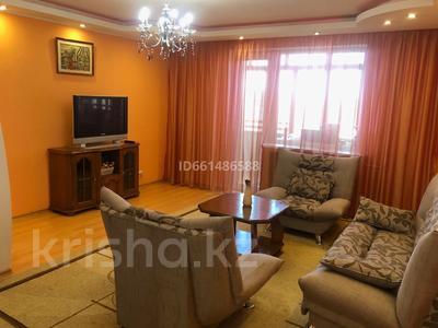 3-комнатная квартира, 78 м², 7/9 этаж посуточно, мкр Самал-2, Мкр Самал-2 — Аль-Фараби за 15 000 〒 в Алматы, Медеуский р-н