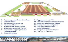 Промбаза 8 га, Индустриальная за 200 млн 〒 в Шахтинске