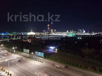 2-комнатная квартира, 77 м², 9/10 этаж помесячно, Момышулы 2в за 160 000 〒 в Нур-Султане (Астана), Алматы р-н — фото 3