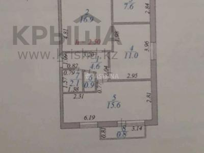 3-комнатная квартира, 60 м², 3/5 этаж, проспект Сарыарка 35к2 за 16.5 млн 〒 в Нур-Султане (Астана), Сарыарка р-н — фото 21