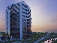 1-комнатная квартира, 24 м², 7/27 этаж, Лорткипанидзе за ~ 8.7 млн 〒 в Батуми