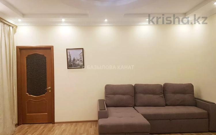 2-комнатная квартира, 65 м² помесячно, мкр Мирас, Аскарова Асанбая 21 — Кенесары Хана за 170 000 〒 в Алматы, Бостандыкский р-н