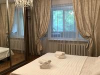 4-комнатная квартира, 120 м², 3/5 этаж посуточно, Абая 141 — Гагарина за 30 000 〒 в Алматы, Алмалинский р-н