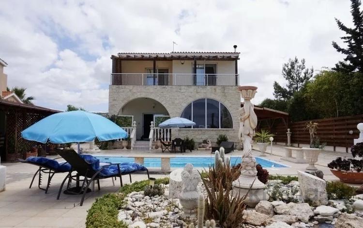 5-комнатный дом, 183 м², 12 сот., Агиос Георгиос Пейя, Пафос за 189 млн 〒