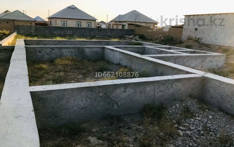 Участок 10 соток, ул 105 103 за 7 млн 〒 в Туркестане