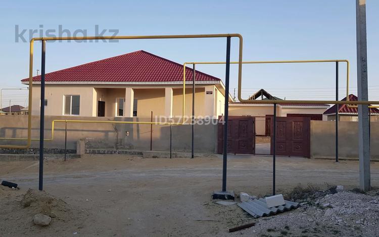 5-комнатный дом, 146 м², 5 сот., Береке 382 за 11 млн 〒 в Баскудуке