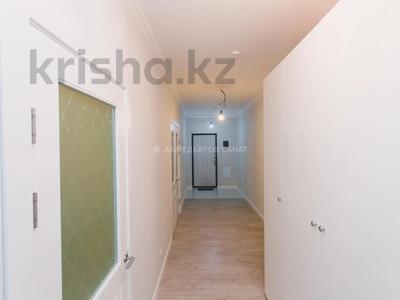 3-комнатная квартира, 96.4 м², 13/24 этаж, Тауелсиздик за 36.4 млн 〒 в Нур-Султане (Астане), Алматы р-н