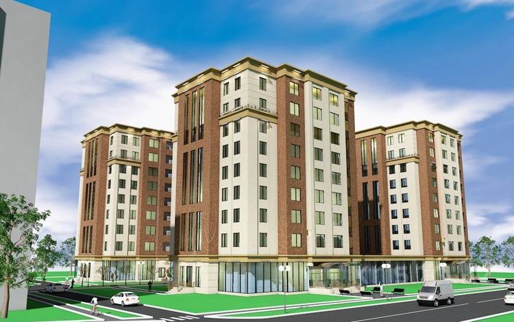 1-комнатная квартира, 56.05 м², Есенжанова 3/2 за ~ 11.6 млн 〒 в Уральске