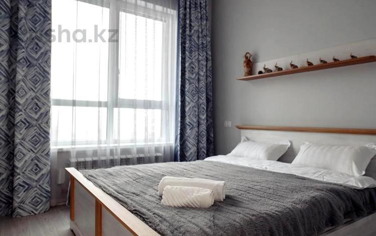 2-комнатная квартира, 50 м², 12/13 этаж помесячно, Розыбакиева 191А за 300 000 〒 в Алматы, Бостандыкский р-н
